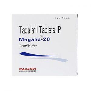 Buy Megalis 20mg online