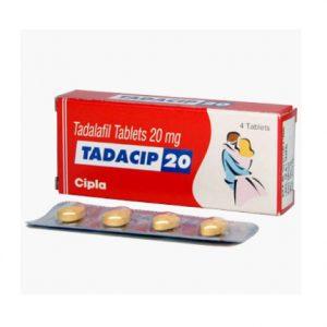 Buy Tadacip 20mg online