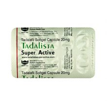 Buy Tadalista Super Active online