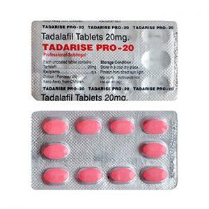 Buy Tadarise Pro 20mg online