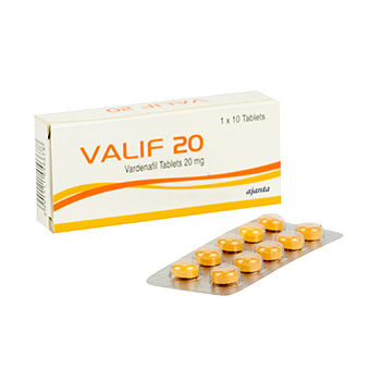 Buy online Valif 20mg legal steroid